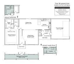 the washington cedar knoll lancaster home builders