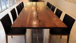 large wood dining room table extraordinary ideas unique dining