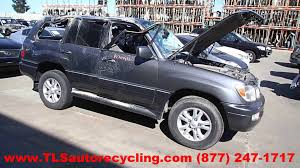 lexus v8 front cut for sale 2005 lexus lx470 parts for sale save up to 60 youtube