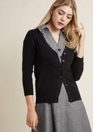 Plus Size Cropped Cardigan Plus Size Tops U0026 Shirts Modcloth