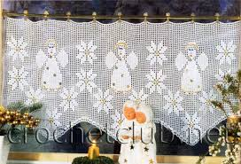 new more filet crochet christmas designs u2013 free patterns