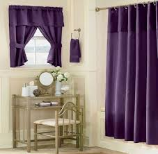 Bathroom Window Treatment Ideas Bathroom Country White Bathroom Shower Room Curtains Tricks In