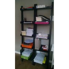 Container Store Bookshelves Container Store Leaning Bookshelves Aptdeco