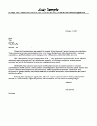 Cover Letter Job Application Sample Email