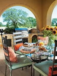 outdoor kitchen island options and ideas hgtv