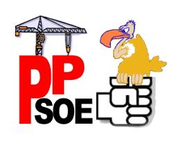 PP=PSOE, tanto monta, monta tanto