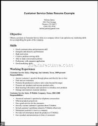 Resume Summary Examples Customer Service by Example Skills For Resume Additional Skills For Resume Examples