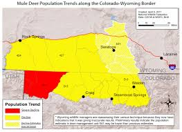 Colorado Unit Map by Maps And Website Links Our Public Lands