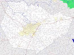 Big Map Of The United States by Bridgehunter Com Warren County Kentucky