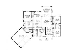 Craftsman Home Plans With Pictures Craftsman Plan With 2233 Square Feet And 3 Bedrooms From Dream