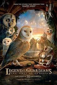 Ga'Hoole: La leyenda de los guardianes (2010) [Latino]