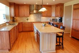 Small U Shaped Kitchen by Double Handle Faucet Under Cabinet Lighting Small U Shaped Kitchen