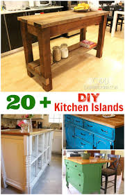 How To Build A Custom Kitchen Island Diy Kitchen Island Ideas And Inspiration