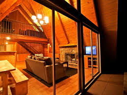 A Frame Cabin Floor Plans With Loft Eagles Nest Lodge Classic A Frame Cabin P Vrbo