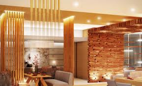 Japanese House Design by Warm Up Your Home With These Home Interior Designs Involving Wood