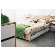 Ikea Hopen Queen Bedroom Set Ikea Queen Bed Frame Solid Wood With Headboard 12 Inspiring Style