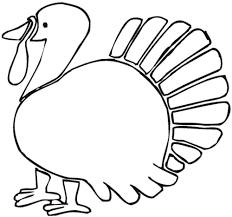 coloring pages thanksgiving turkey chuckbutt com