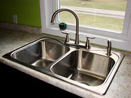 Replace Kitchen Sink Faucet by Kitchen How To Install Kitchen Sink Pipes Under Kitchen Sink