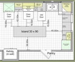 kitchen design measurements kitchen cabinet sizes chart the
