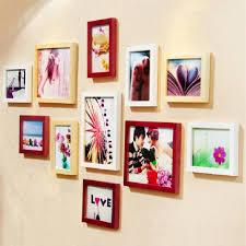 creative a4 size hanging photo frame wall art decor wood wall
