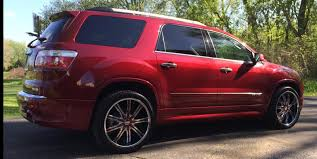 gmc acadia denali rims rims gallery by grambash 70 west
