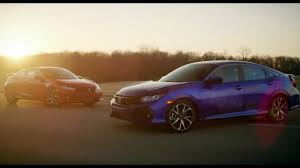 2018 honda civic si sedan and coupe youtube