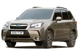 subaru forester suv owner reviews mpg problems reliability