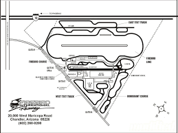 Phoenix International Raceway Map by Firebird International Raceway Track Review Modified Magazine