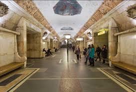 Estação Novokuznetskaia