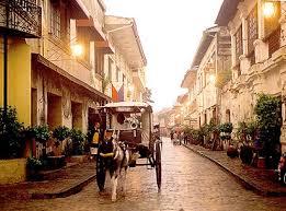 image of Calle Crisologo in Vigan, Ilocos