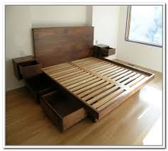 King Size Platform Bed Designs by Best 25 Ikea Platform Bed Ideas On Pinterest Diy Bed Frame Diy