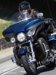 2010 cvo ultra classic electra glide first ride motorcycle usa