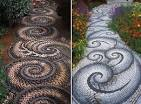Natural Stone Paths .. | Awesome Gardening Tricks, Design, & Ideas