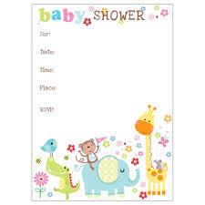 invitations baby shower invitations bridal shower invitations