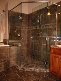 Bathroom Shower Design by Tile Shower Pictures Custom Tile Shower Kitchen Bath And