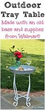 Patio Furniture From Walmart - best 25 outdoor tables ideas on pinterest farm style dining