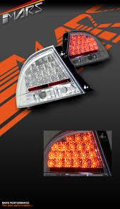 lexus is300 nz crystal clear led tail lights lexus is300 is200 99 05 altezza jdm