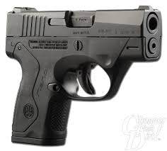 range report the 9mm beretta nano
