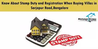 real estate who pays stamp duty and registration charges when