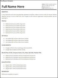 Live Career Cover Letter  examples of resumes   welcome to     Brefash Resume Maker Free  cover letter simple resume builder free simple       free