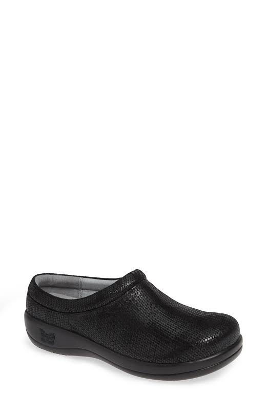 Alegria Kayla Slip On Clog 6-6.5 US in Bob and Weave-LC