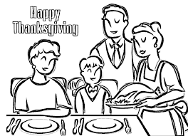thanksgiving coloring pages precious moments family holidays