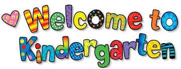 Image result for welcome to kindergarten clip art