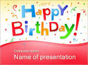 student birthday list template