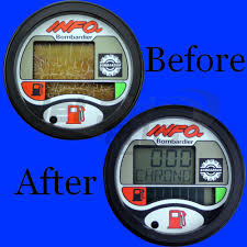 seadoo lcd repair kit a info gauge center display fits 2 seater