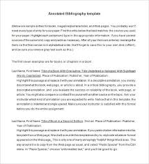 essay bibliography New PTC Sites Examples of an annotated bibliography page