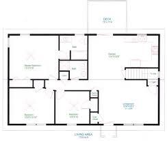 Simple House Floor Plan Design Simple House Floor Plan With Dimensions U2013 House Design Ideas