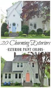 new england homes exterior paint color ideas exterior paint