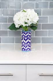 Glass Kitchen Tile Backsplash Ideas Best 25 Glass Subway Tile Backsplash Ideas On Pinterest Glass