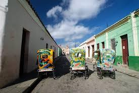 El arte móvil circula por las calles del Camagüey